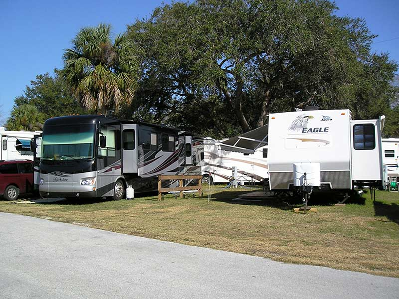 Photos Of Our Welcoming Orlando Area Rv Park